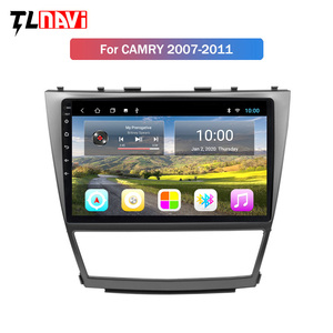 2G ram 10,1 дюймов Android 9 для Toyota camry 2006-2012 gps навигационная система стерео аудио Радио Видео Bluetooth