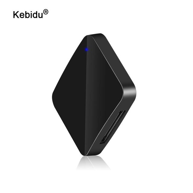 Bluetooth 5.0 Ontvanger A2DP Muziek Ontvanger Mini 30Pin Draadloze Stereo Audio Adapter Voor Sounddock Ii 2 Ix 10 Draagbare Speaker