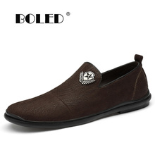 Natural Leather Shoes Men Handmade Casual Men Flats Shoes Slip On Leather Loafers Moccasins Driving Men Shoes Sapatos Homens cimim mens shoes genuine leather handmade men loafers dress men flats male driving shoes mens shoes casual sapatos masculino