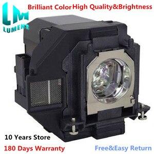 Image 1 - Lampe De projecteur pour ELPLP96 pour Epson EB W05 EB W39 EB W42 EH TW5600 EH TW650 EX X41 EX3260 EX5260 EX9210 EX9220