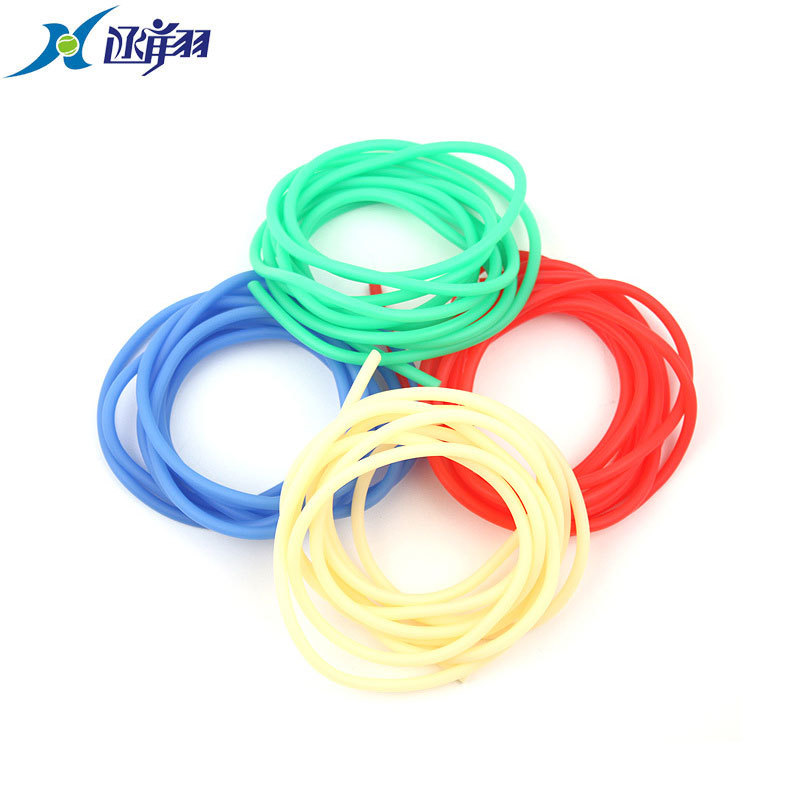 New Style Adult Sessile Rubber Pattern Jump Rope Children Students Racing Jump Rope Single Person Fitness Jump Rope Wholesale