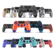 For Sony PS4 Controller Console Gamepad Wireless Bluetooth Virbration Game Joystick For PC PS4 PS3 Android Dualshock4 Joypad