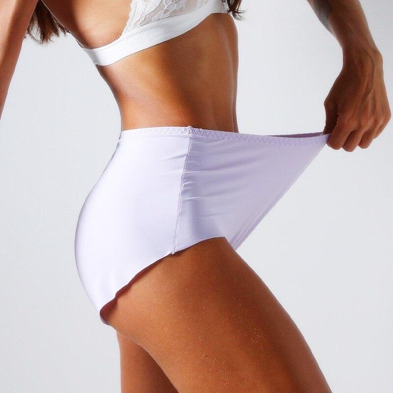 Briefs Panties For Women Cotton Seamless Panties Woman Mid-Rise Sexy Lingerie Women Seamless Panties Girl Shorts Culotte
