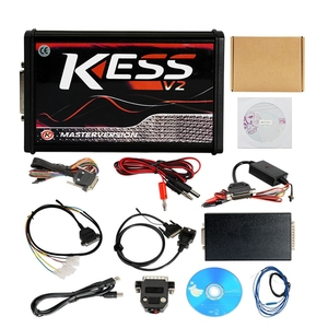 Image 4 - الاتحاد الأوروبي الأحمر KESS V2.53 5.017 KTAG V2.25 7.020 النسخة عبر الإنترنت LED BDM الإطار BDM التحقيق 22 قطعة KESS 2.53 KTAG 4LED وحدة التحكم الإلكترونية البرمجة