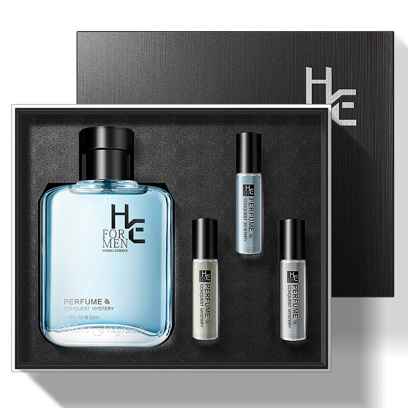 Fragrance Lasting-Light Cologne Natural The Fresh Sex-Blue 1-Hearn Scent Wooden Masculine