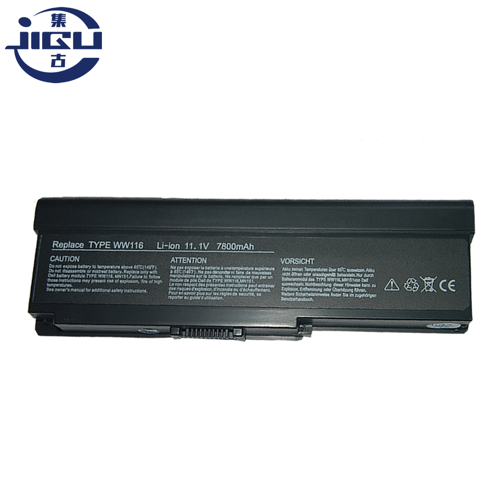JIGU Laptop <font><b>Battery</b></font> 312-0543 312-0580 451-10516 FT080 FT092 FT095 KX117 MN151 NR433 WW116 for <font><b>dell</b></font> <font><b>Inspiron</b></font> <font><b>1420</b></font> Vostro 1400 image