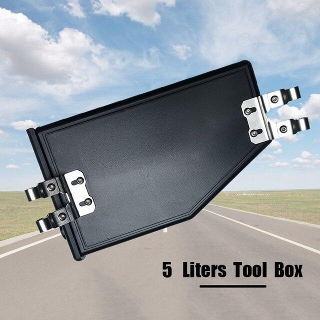 Водонепроницаемый ящик для инструментов для BMW R1200GS R 1200 GS LC ADV 2014 2020 F750GS F850GS R1250GSA TRK502, декоративный левый боковой ящик, 5 литров