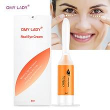 OMY LADY Eye Cream Instant Remove Eyebags Firming Eye Anti Puffiness Dark Circles Under Eye Anti Wrinkle Anti Age Eye Care Cream lancaster total age correction amplified eye cream
