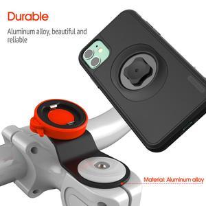 Image 5 - 2020จักรยานเสือภูเขาใหม่สำหรับiPhone 11 Pro XsMax X 8 7จักรยานHandlebarโทรศัพท์มือถือMount Standกันกระแทกกรณี