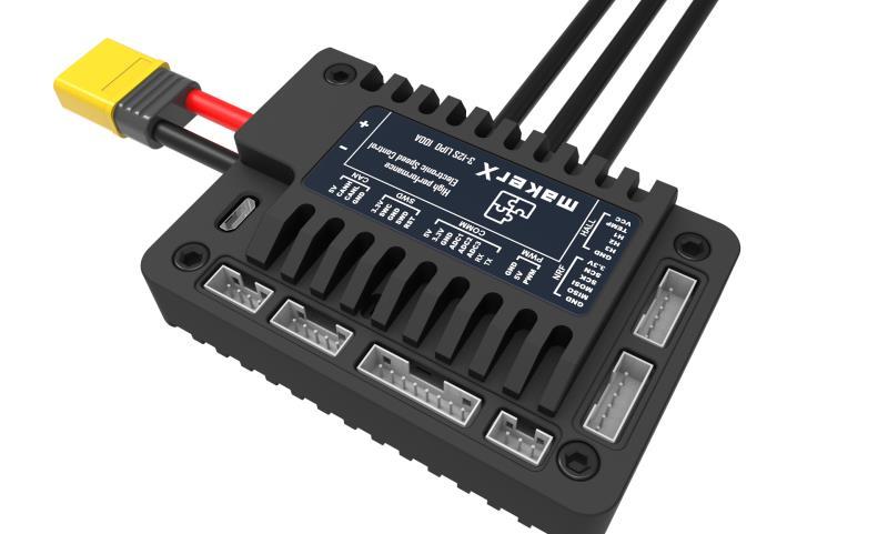 The Original VESC6 Single ESC SVESC-V6.8 Enhanced Version (board Part - Hardware V6.8 - Firmware 3.40)