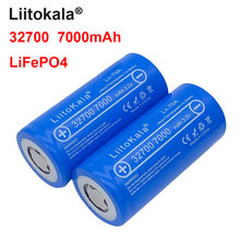 Battery Lii-70a 6500mahlifepo4 Liitokala Discharge 7000mah High-Power 35A 32700 55A Continuous