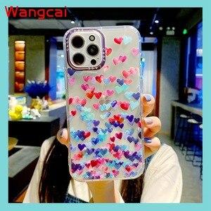 Image 5 - Heart Case For Vivo Y20 Y20i Y20S Y12S Y50 Y30 Y11 Y12 Y13 Y15 Y17 V17 Neo V20 S1 Pro Y51 2020 Y31 2021 Y9S Love Soft Cover