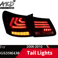 Tail Lamp For Car Lexus GS350 2006 2010 GS300 GS430 LED Tail Lights Fog Lights Daytime Running Lights DRL Cars Car Accessories