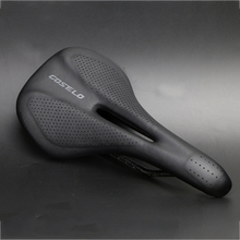 Costelo Phom Carbon Fiber Saddle Breathable EVA High performance hollow saddle 143mm MTB Road race Bicycle saddle
