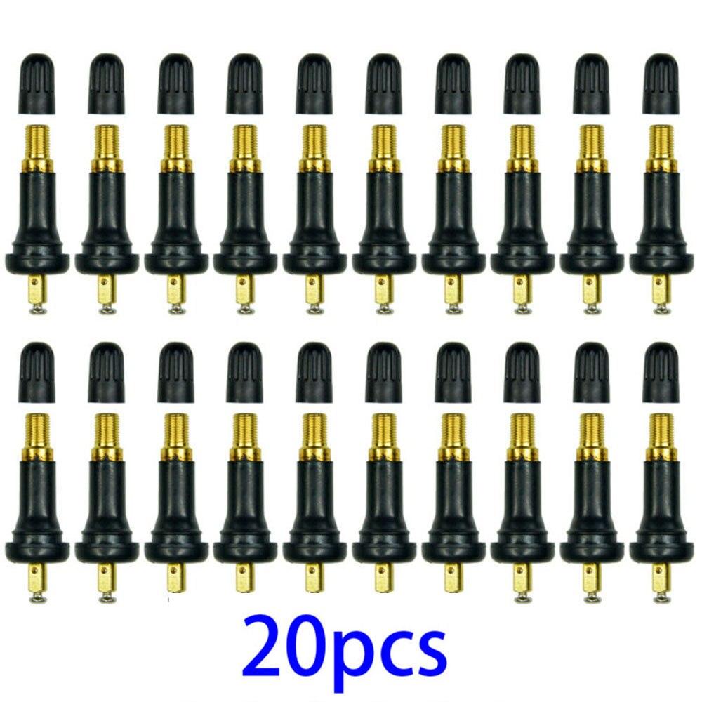 20 шт. TPMS датчик давления в шинах резиновый стержень клапана для GM-930A GMC Cadillac новый бренд и высокое качество