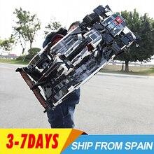 CADA Lepinblocks 42110 20086 bugatti chiron модель C61016 legoings Technic гоночный 42083 42056 42110 строительный блок кирпичи игрушки