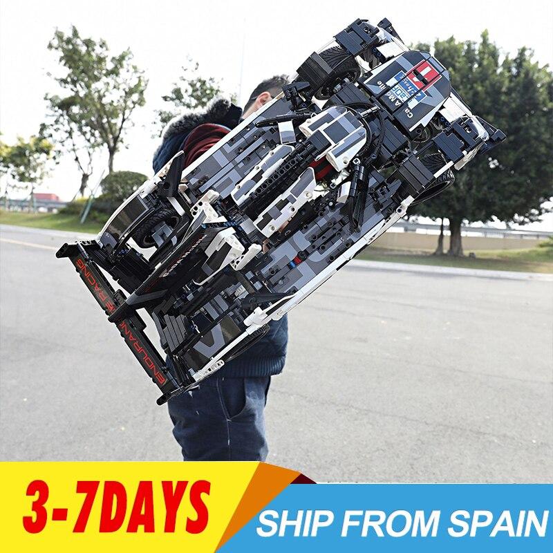 CADA Lepinblocks 42110 20086 Bugatti Chiron Model C61016 Technic Racing 42083 42056 42110 Building Block Bricks Toys