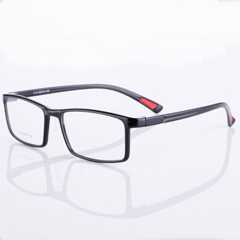 Reven Jate Glasses Full Rim 1110 Stylish Optical Eyeglasses Prescription Eyewear Rx-able Vision Corrective Spectacles reven jate ej85351 spectacles optical fashion titanium eyeglasses frame for men eyewear full rim glasses with 3 optional colors