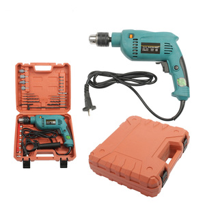 1680W Electric Home Power Tools Multi-function Adjustable Impact Drill 220v 230V Household Drill Rotary Tool Electric Drill