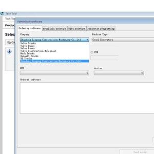 Image 4 - 2020 פרימיום טק כלי PTT V2.7.115 באינטרנט עדכון VCADS פיתוח + Devtool בתוספת 2.7 + APCI עבור וולוו אבחון עם סדק