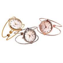Кварцевые часы браслет для женщин студентов средней школы Корейская