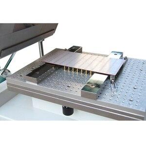 Image 4 - Трафаретный принтер YX3040, печатная плата SMT, машина для выбора и размещения трафаретов, для светодиодной сборной линии