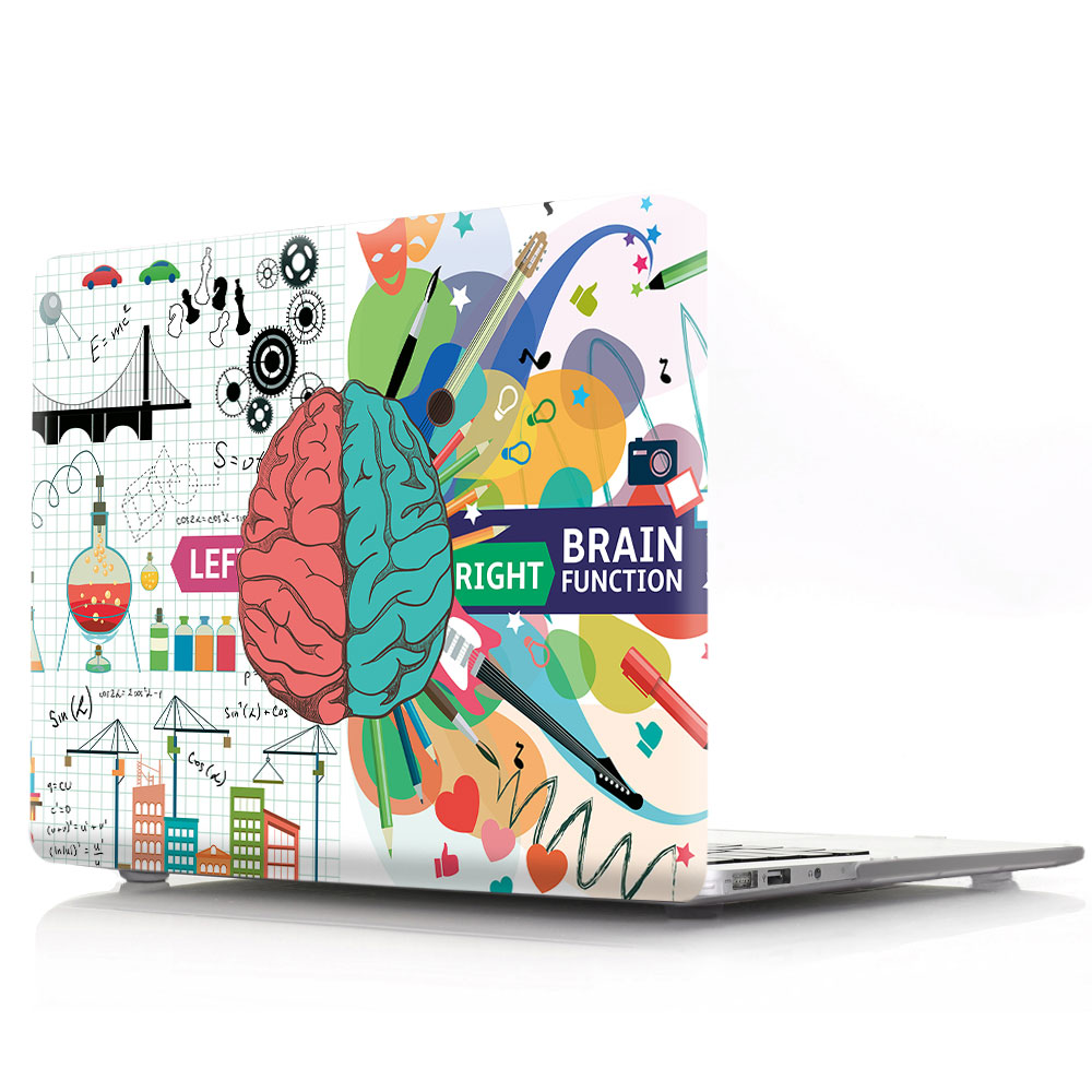 Brain Painting Case for MacBook 128