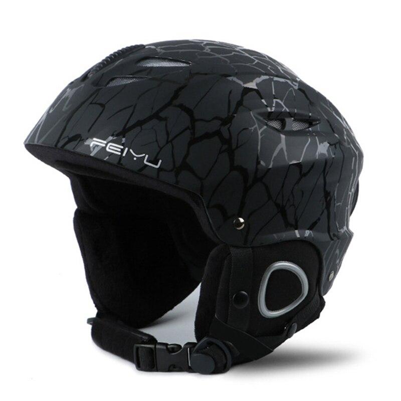 ACEXPNM 2019 лыжный шлем цельно-Формованный шлем для сноуборда Мужской Женский шлем для катания на коньках скейтборд лыжный шлем сноуборд для бе...