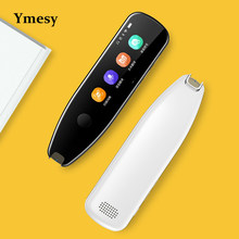 Ymesy Scanning Pen for Children Smart Voice Translator Offline 112 Language Translation Pen Artifact Voice Business Travel