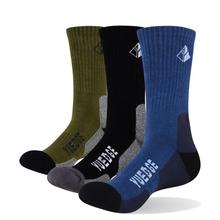 YUEDGE 3 pairs of spring and summer mens cotton socks business casual fashion mature solid color