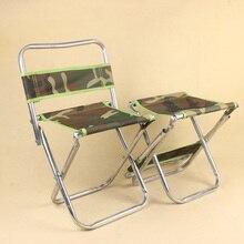 Камуфляж Складной переносной стул легкий открытый рыболовная скамья Кемпинг Аксессуары