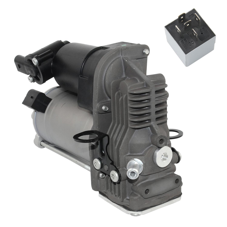 Ap02 suspensão a ar do compressor airmatic com relé para mercedes-benz ml gl w164 x164 novo