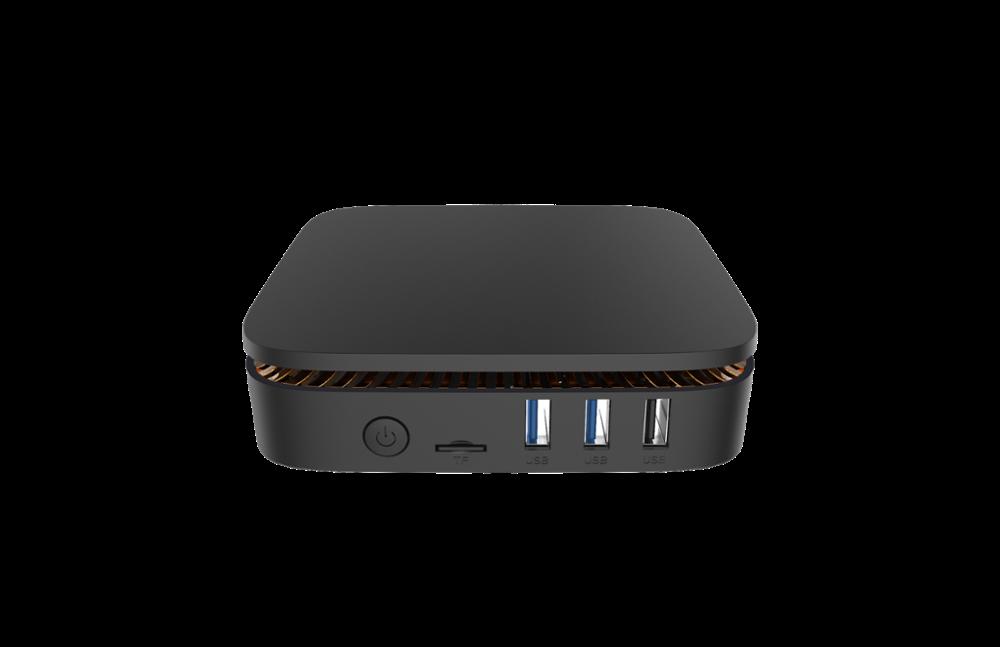 Hot Industrial Mini Pc Router AK1 J3355 Ultra Low Power Mini Pc With Win10 WIFI 802.11 Ac/BT