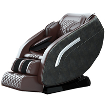 Testing Korea India Japan Latest SL Cheap Electric Full Body Massage Chair 4d Zero Gravity 3d Foot Shiatsu Power Supply Price