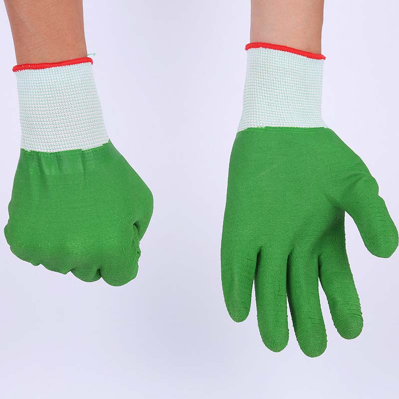 Dipped Gloves Cut-resistant Gloves Work Protective Gloves