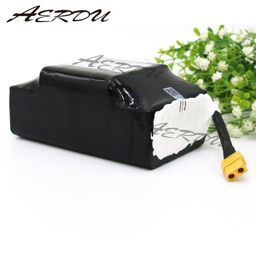 AERDU 36V 10S2P 7Ah pour NCR18650GA haute puissance et capacité 42V 18650 batterie au lithium scooter brouette avec BMS