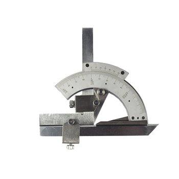 Rapporteur universel 0-320 degrés précision goniométrique angle mètre trouveur menuiserie outil de mesure livraison directe