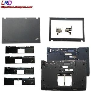 LCD Rear Cover Screen Front Frame Bezel Palmrest Upper Case Base Bottom Lower and Hinge for Lenovo Thinkpad X220 X230 Laptop