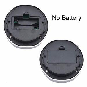 Image 4 - NS modyfikuj 8 klucz funkcji samochodu bezprzewodowy kierownicy przycisk sterowania kształt filiżanki z LED Light dla samochodów z systemem Android odtwarzacz nawigacyjny
