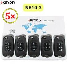 5 sztuk/partia KEYDIY 3 + 1 przycisk wielofunkcyjny pilot NB10 3 + 1 NB10 4 NB serii dla KD900 URG200 KD X2 wszystkie funkcje w jednym