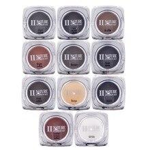 Sıcak satış PCD profesyonel kalıcı makyaj mürekkebi kaş dövme mürekkep seti 10ML 11 renk dudak microblading pigmenti seti kaynağı