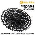 SRAM NX EAGLE 12-скоростная кассета свободного хода велосипеда PG-1230 11-50T SX SH корпус водителя MTB части велосипеда