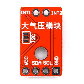 MPL3115A2 IIC I2C Intelligent Temperature Pressure Altitude Sensor For Arduino Module