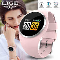 Women Men Electronic Watch Luxury Blood Pressure Digital Watches Fashion Calorie Sport Wristwatch DND Mode For Android IOS