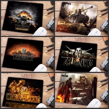Mairuige Big promotion Laptop Mouse Pad  The World of Tanks Style Design Large Gaming PC Anti slip  Mat Size 180X220X2MM
