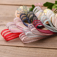 100yards 16 25 40mm hollow out lace ribbon for garment accessories hair bow diy craft supplies wedding party decoration