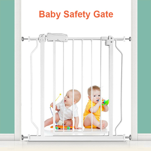 Children Safety Gate Baby Protection Security Stairs Door fence for kids Safe Doorway Gate Pets dog Isolating Fence Product(China)