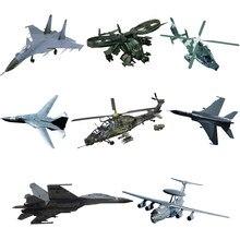 1 шт мини трёхмерными чертёжами строительство монтажный JH-7 JK-2000 Z-10 SU-33 SU-47 J-11 Z-9 Rdagunship известный самолет Модель Коллекция