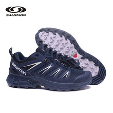 купить SpeedCross Salomon Men Fencing Shoes Outdoor Shoes Climbing Sport Running Shoes Sneakers Solomon Speed Cross 17 дешево