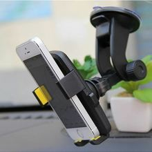 Rotatable Car Windscreen Suction Cup Window Mount Phone Holder